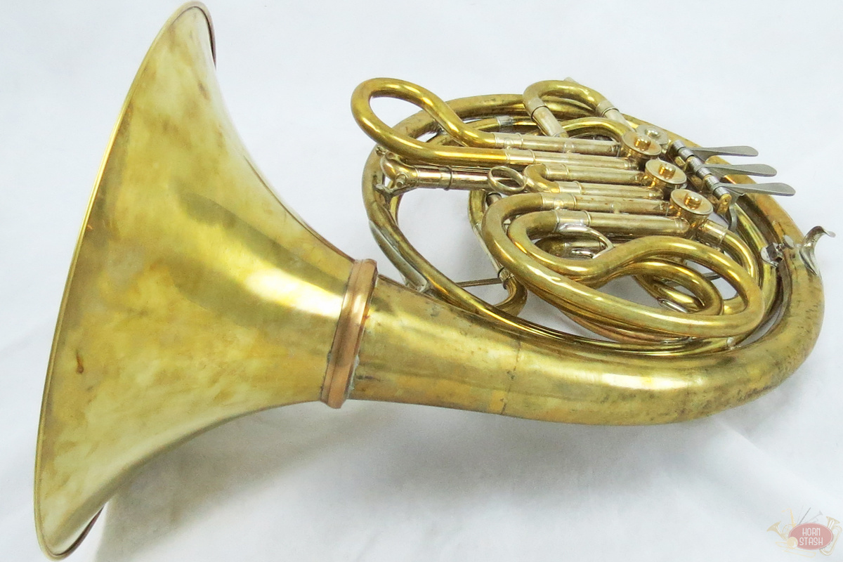 Conn Used Conn 28DS Custom Double French Horn w/ Screw Bell (Elkhart,IN) - K353XX