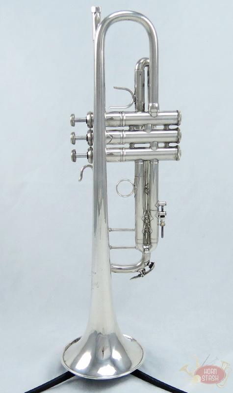 Bach Used Bach Stradivarius 37 Bb Trumpet - 2428XX