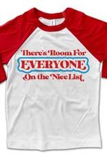 Rivet apparel nice list baseball tee