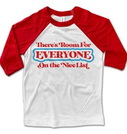Rivet apparel nice list baseball tee