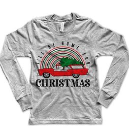 Rivet apparel home for christmas tee