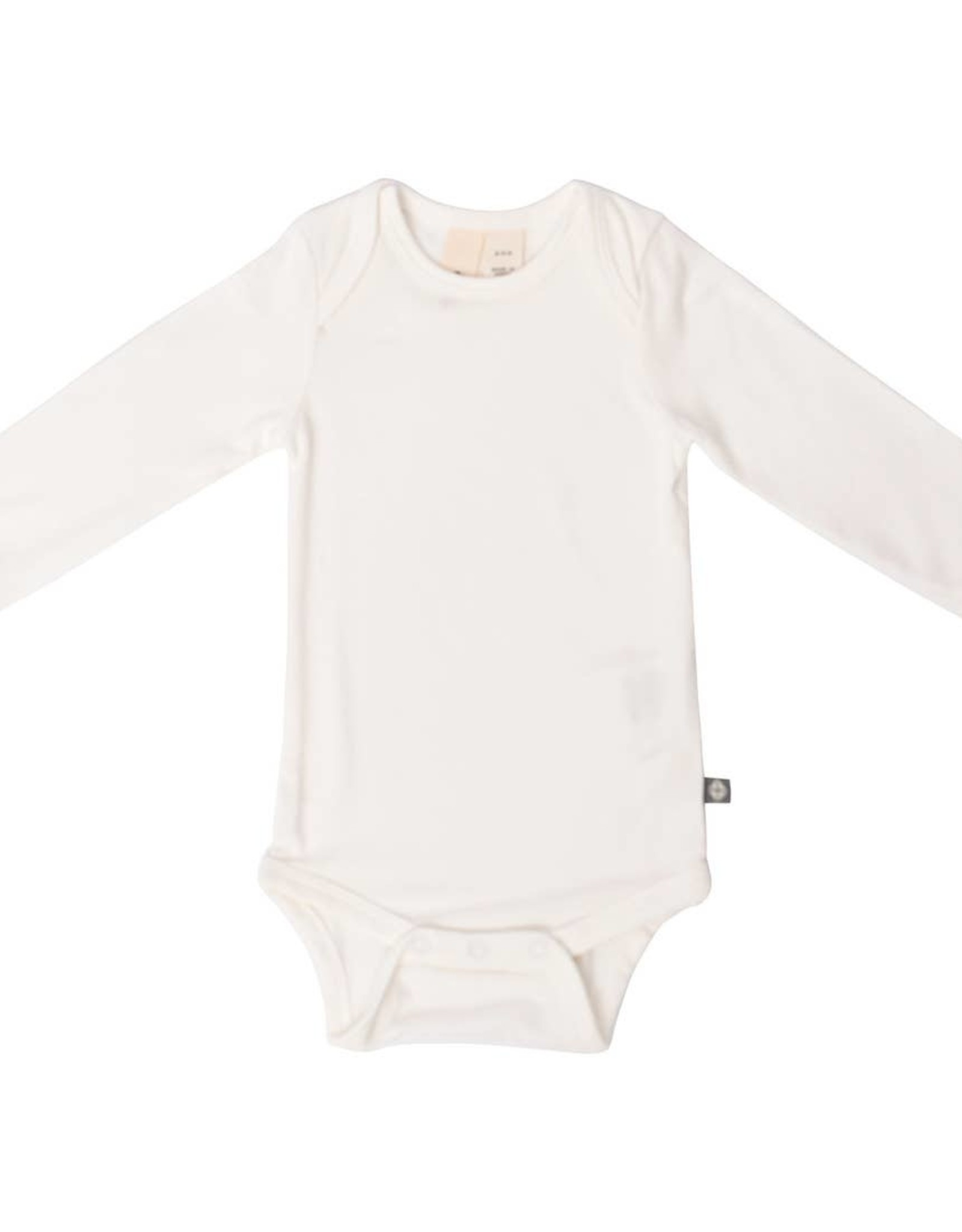 Kyle baby Kyte Baby Long Sleeve Bodysuit in Cloud