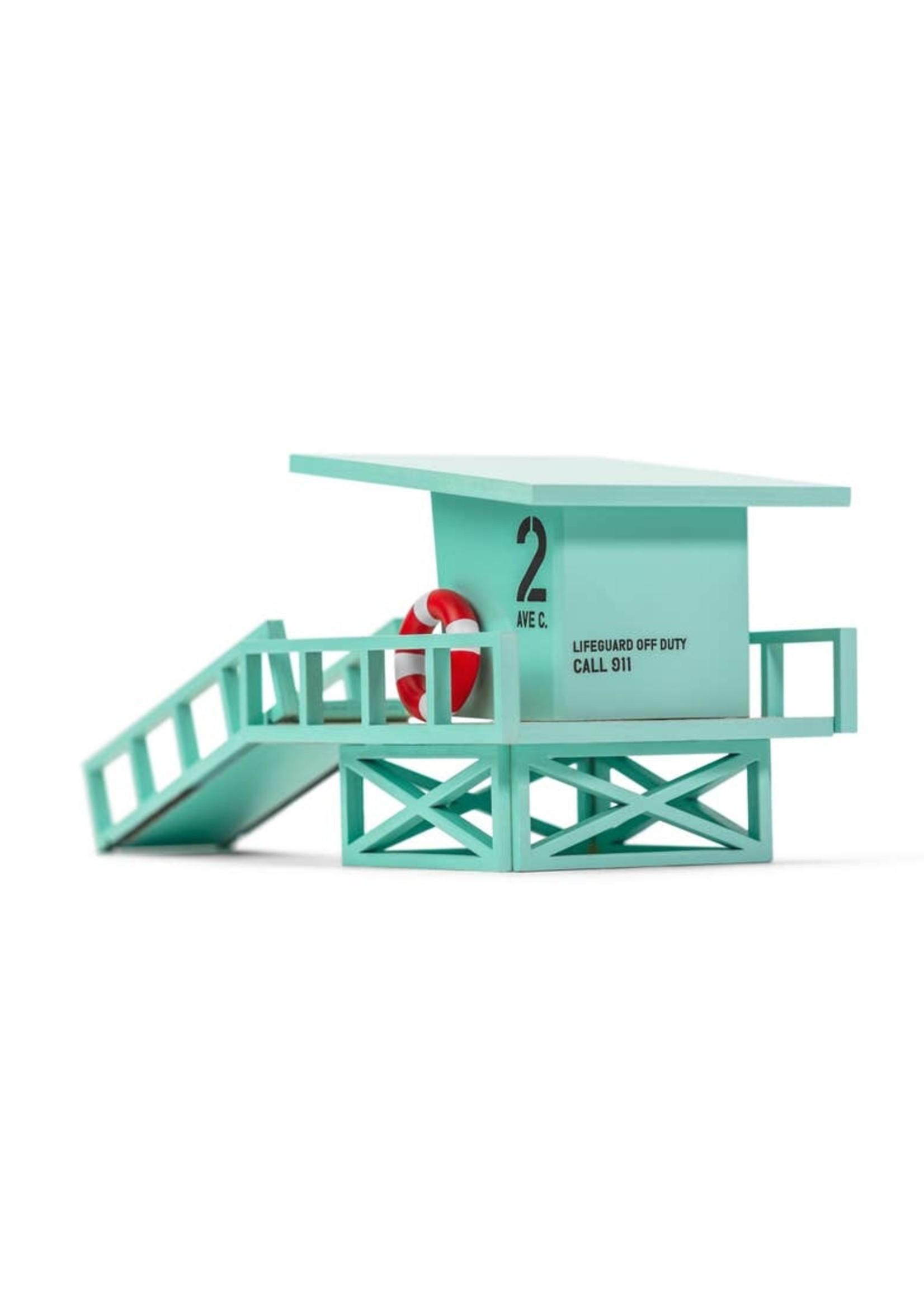 candylab Malibu Lifeguard Tower