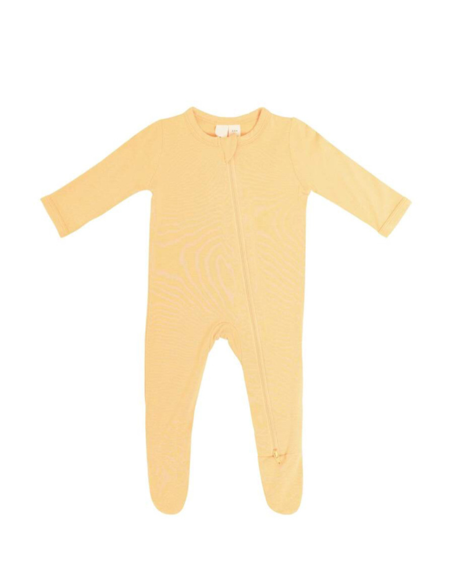 Kyte baby Kyte Baby Zippered Footie in Honey