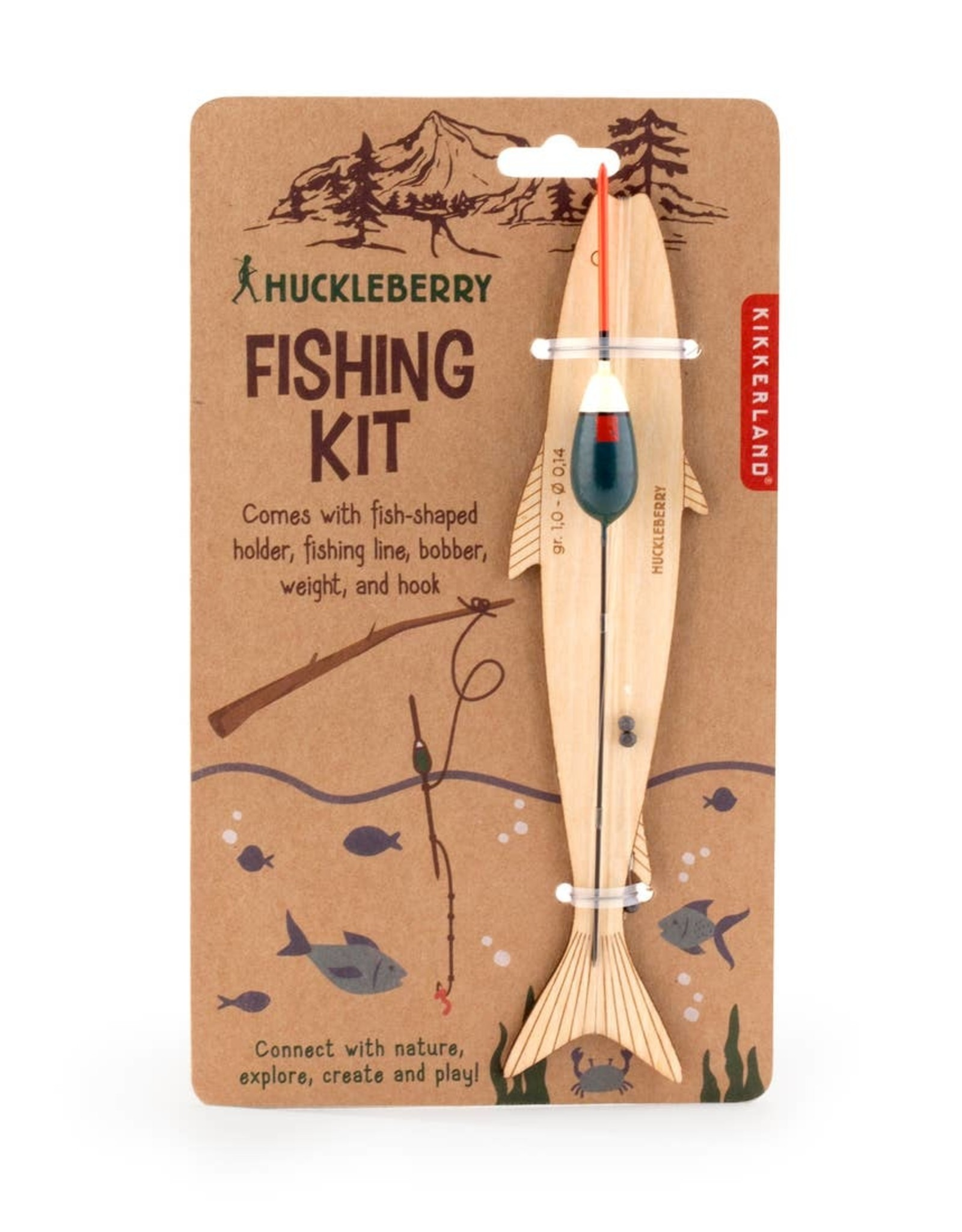 huckleberry by kirkland Huckleberry Fishing Kit