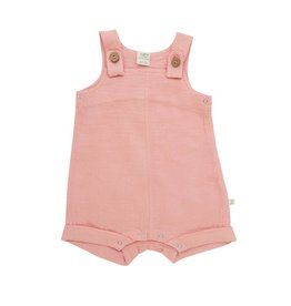 Tiny twig Peach Overalls
