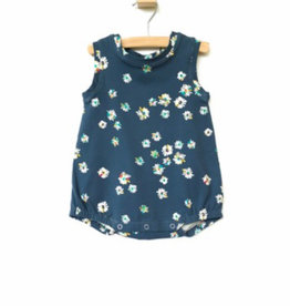Jack Davis apparel Jack Davis Navy Floral Bubble