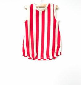 Jack Davis apparel Jack Davis Red & White Bubble