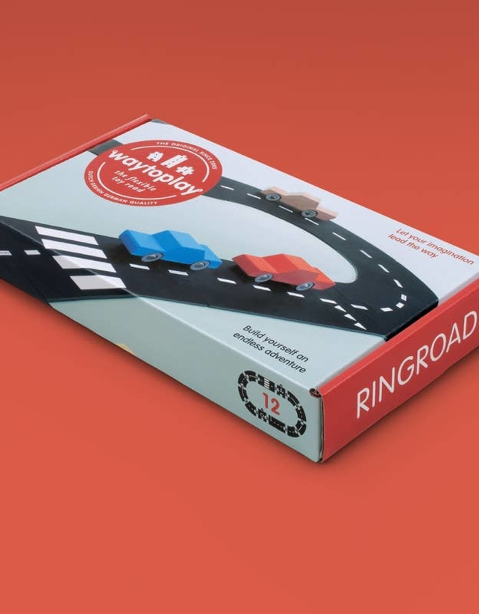 Way to play Way to play ring road set