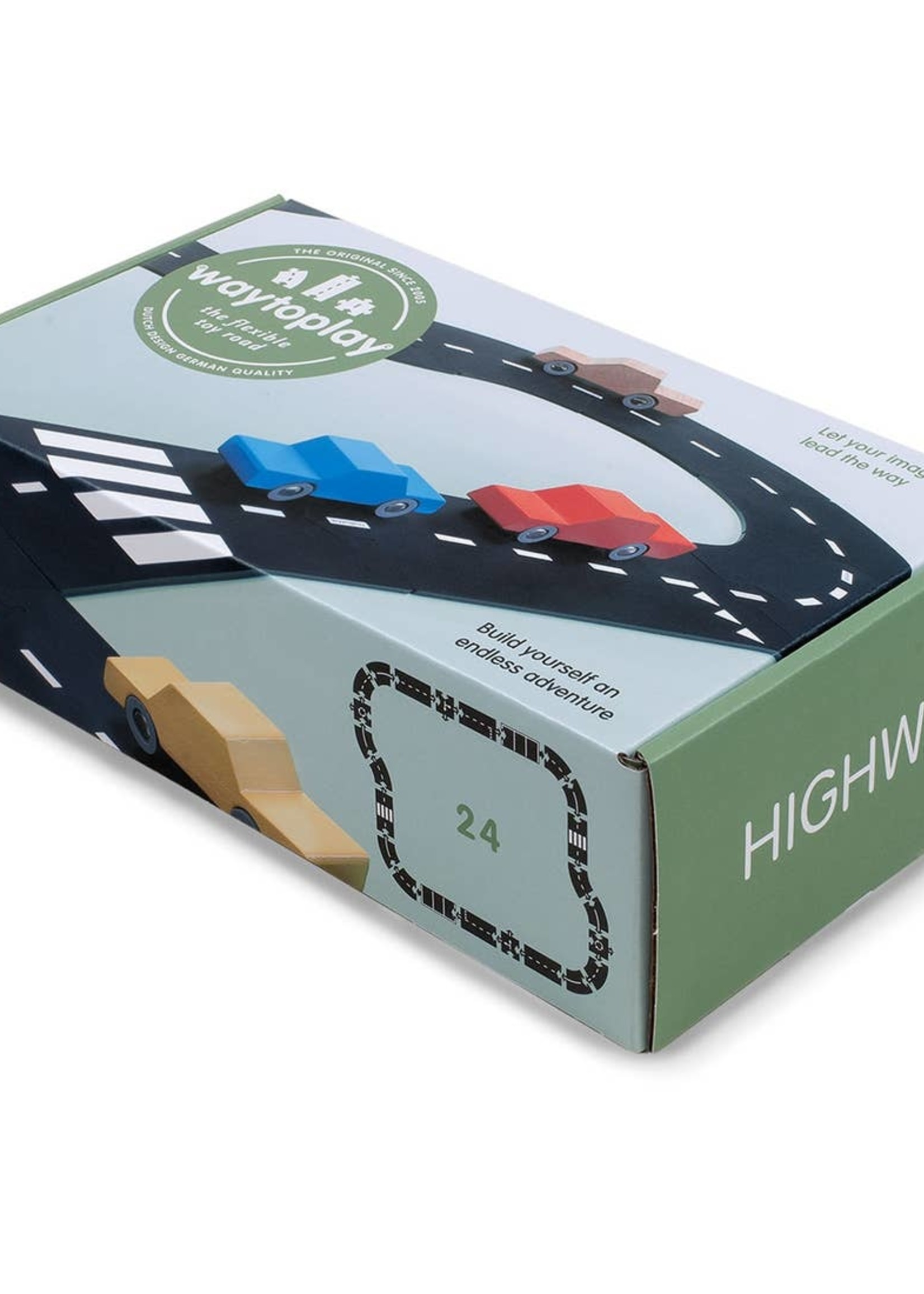Way to play Way to play highway road set