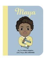 My first MayA Angelou boardbook