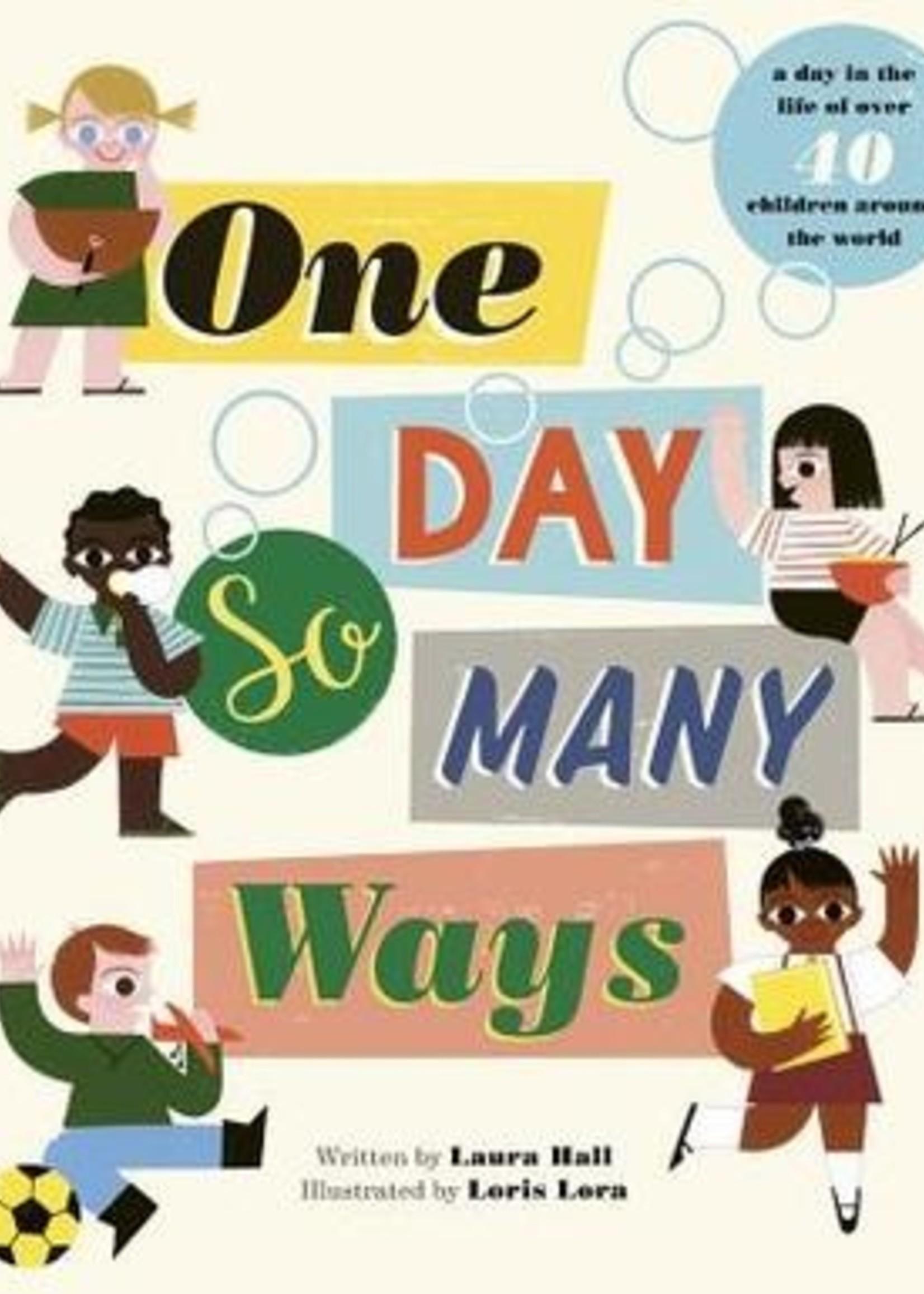 One Day So Many Ways