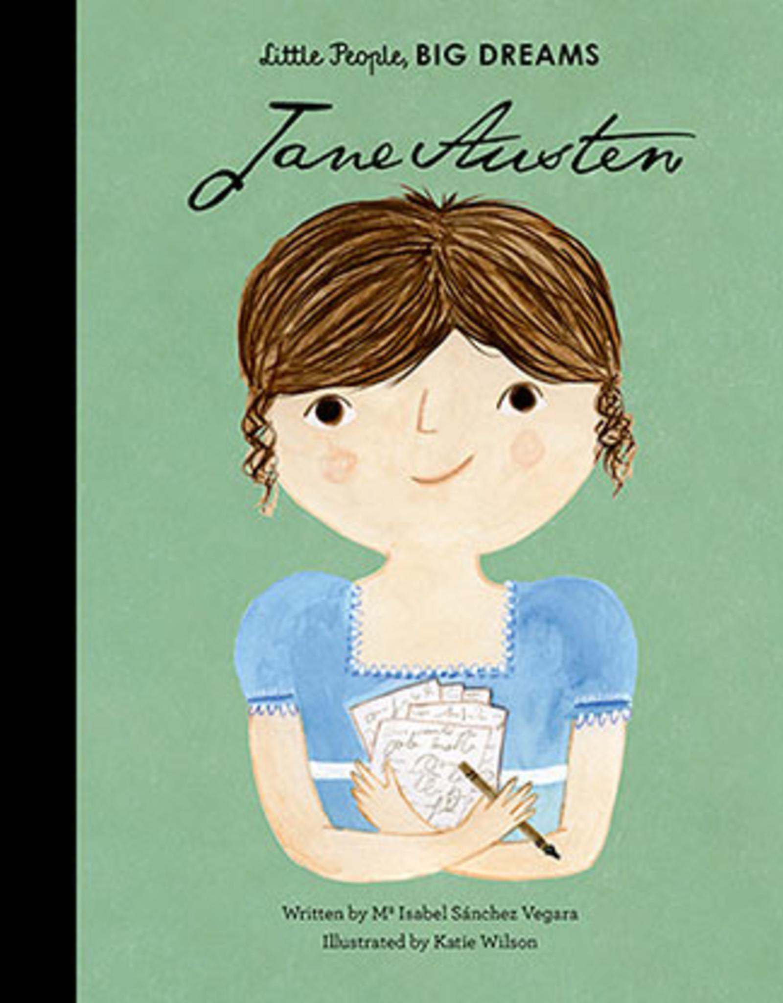 Little People, Big Dreams Jane Austen