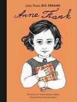 Little People, Big Dreams Anne Frank