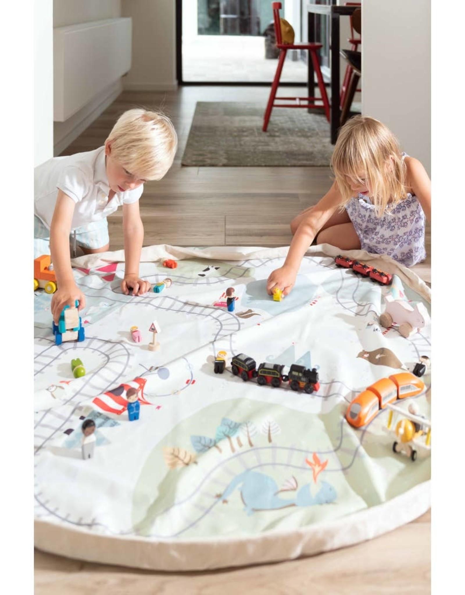 Play & Go Toy Storage