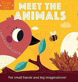 Meet the Animals (Slide and See)
