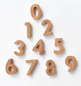 Wee gallery wee gallery bamboo numbers