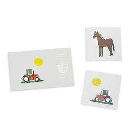 daydream society On the Farm Temporary Tattoos