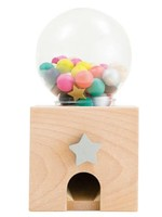 Kiko & gg Wooden gumball dispenser