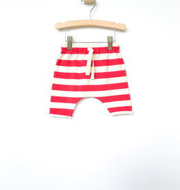 Jack Davis apparel Jack Davis Red Stripe Harem Pants