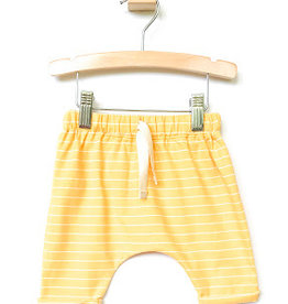 Jack Davis apparel Jack Davis Yellow Harem Shorts