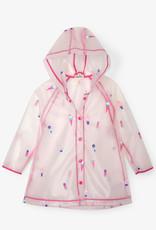 hatley Cool Treats Clear Swing Raincoat