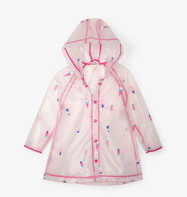 hatley Cool Treats Clear Swing Raincoat