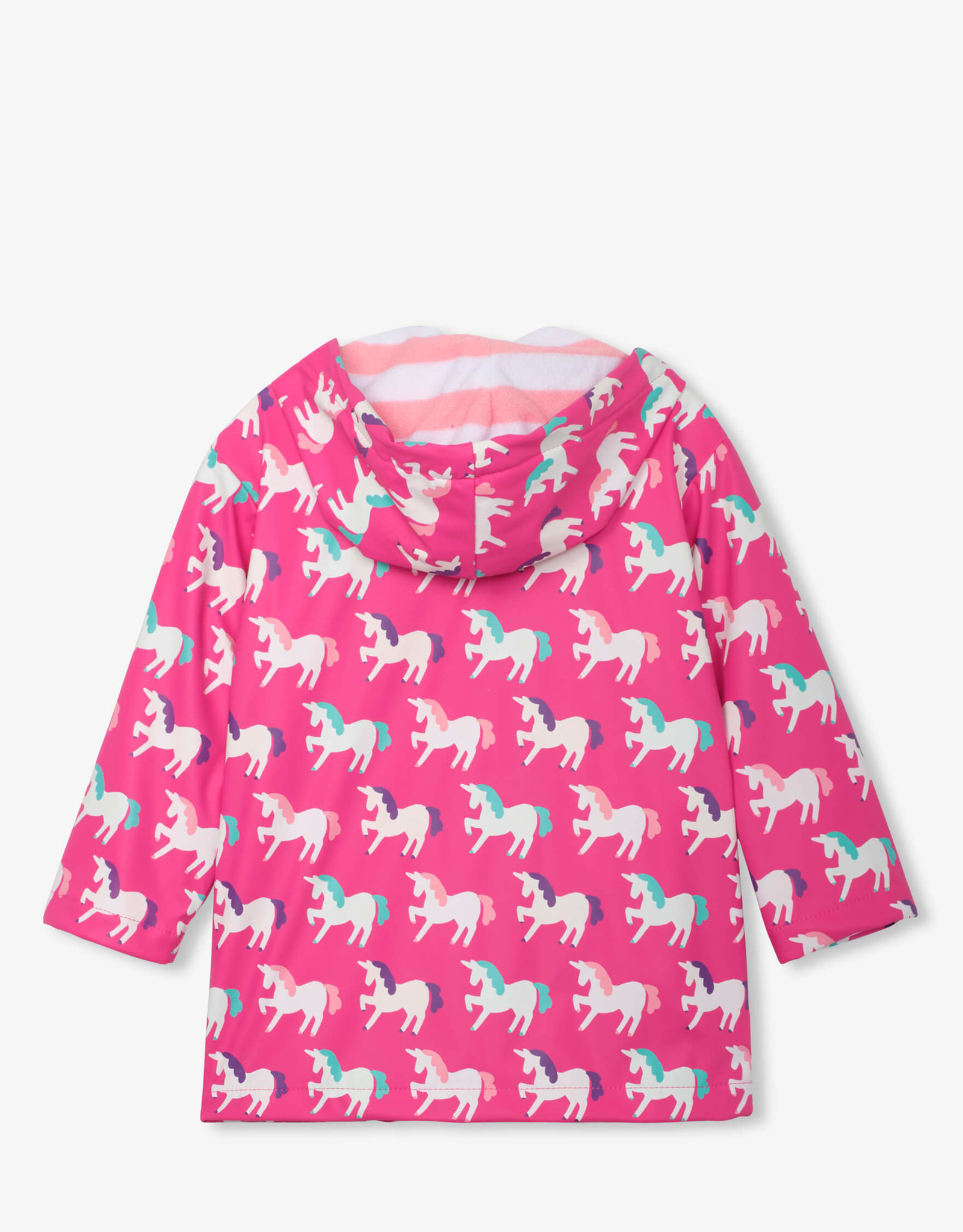 hatley Mystical Unicorns Color Changing Raincoat