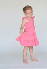 ollie jay The Arya Twirl Dress in Bubble Gum