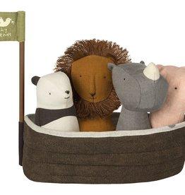 maileg Noah's Ark Rattle Set