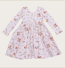 charming mary Winter Berries Charming Twirl Dress