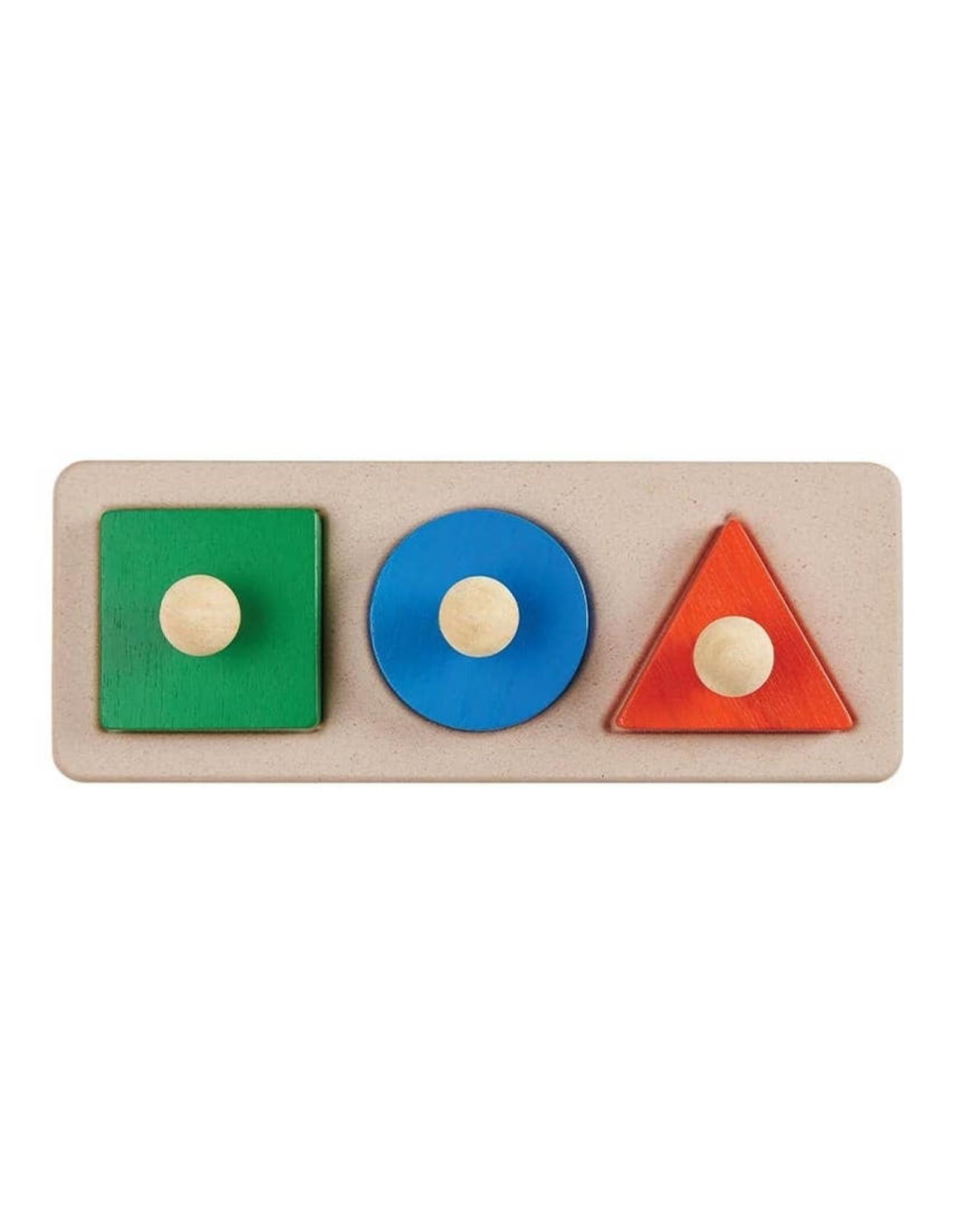 plan toys Shape Matching Puzzle