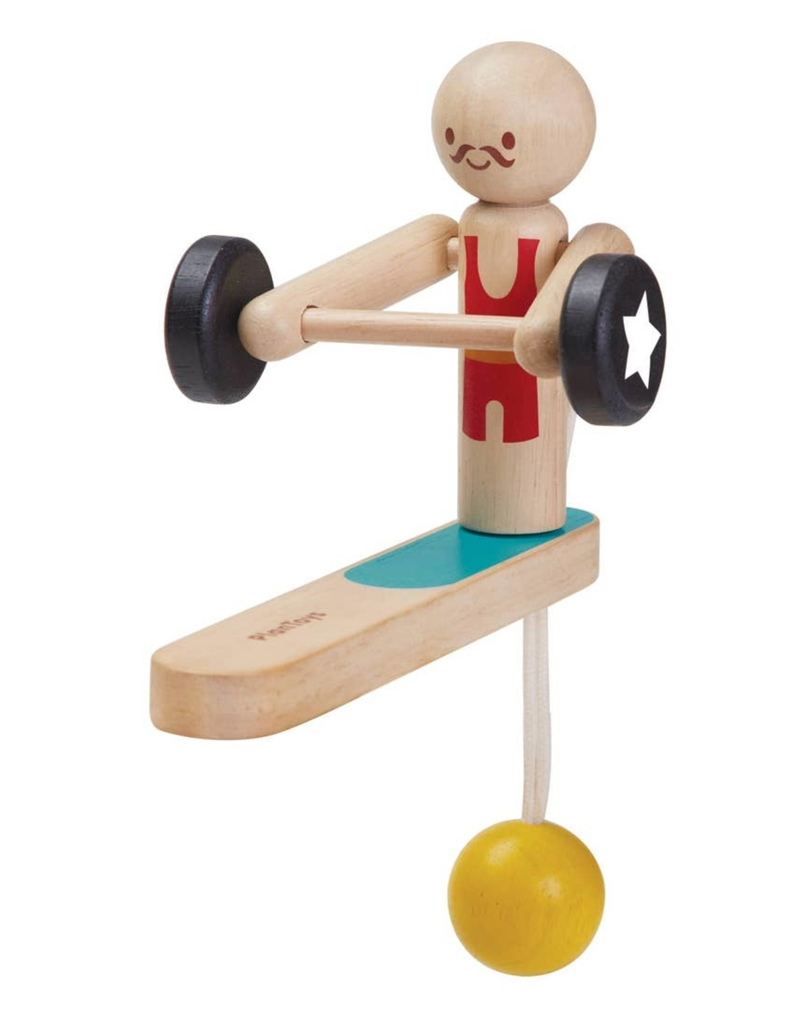 plan toys Weightlifting Acrobat