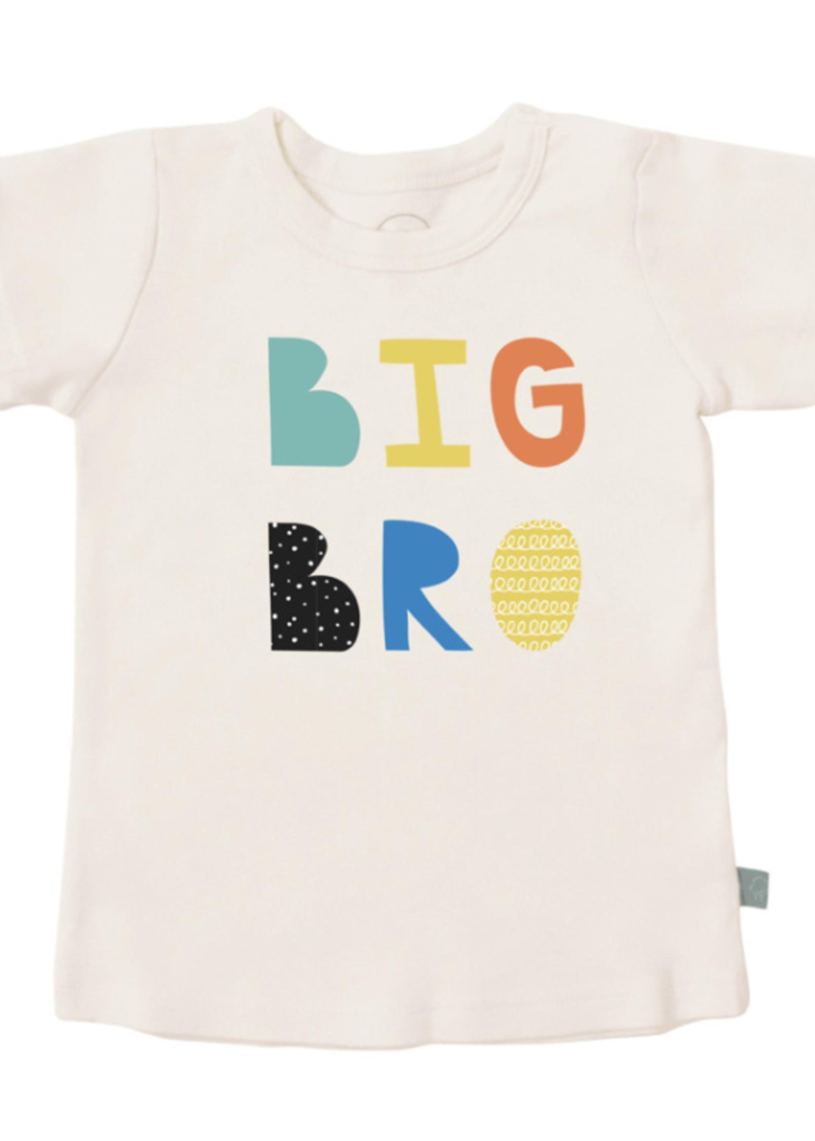 Finn and emma Big Bro Tee