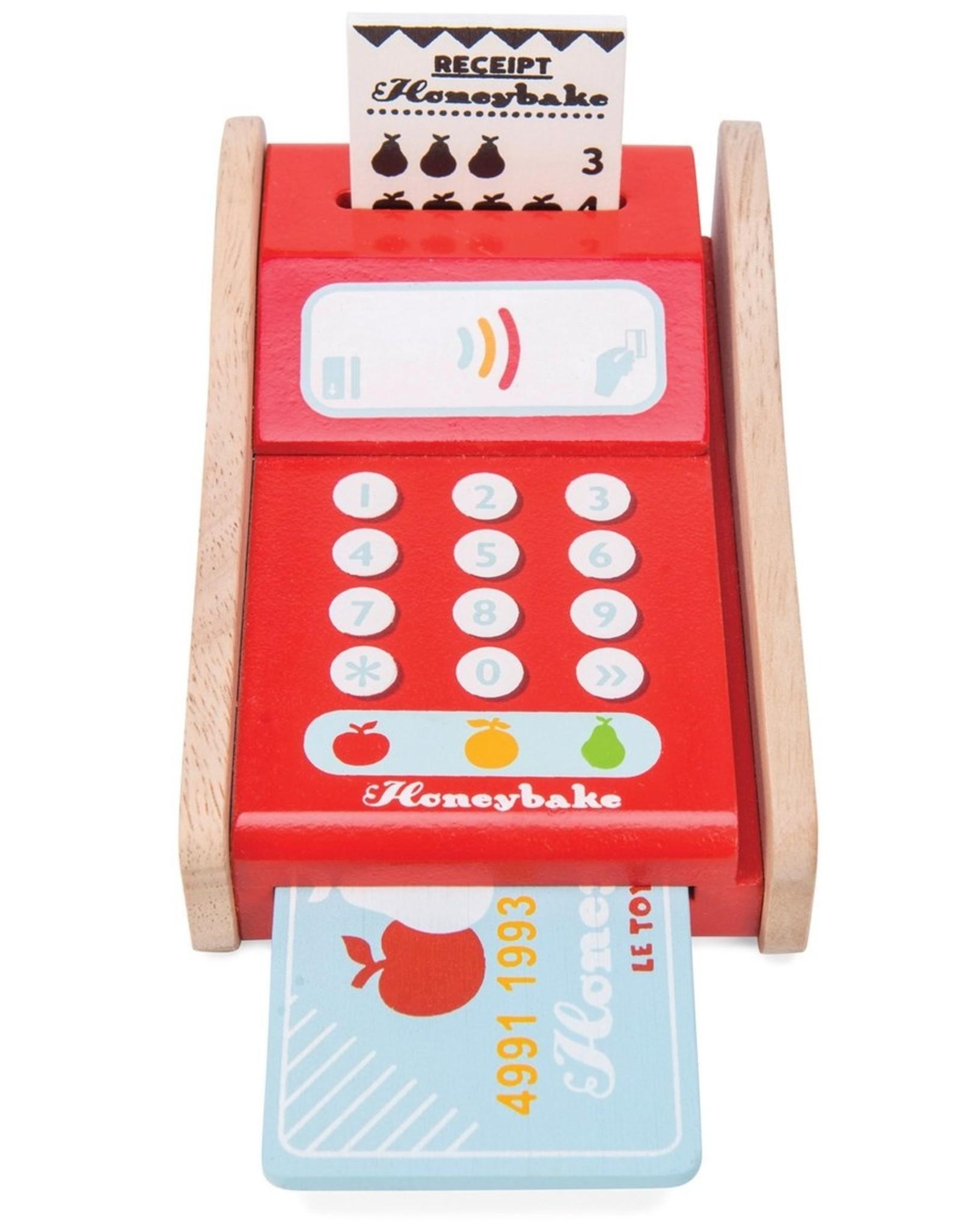 Letoy van Card machine