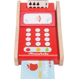 Letoy van Card machine