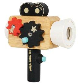 Letoy van Hollywood film camera
