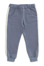winterwaterfactory Slate Blue Track Pants