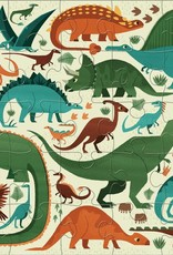 hatchette book group Mighty Dinosaurs Jumbo Puzzle