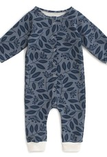 winterwaterfactory Elderberry Night Sky French Terry Jumpsuit