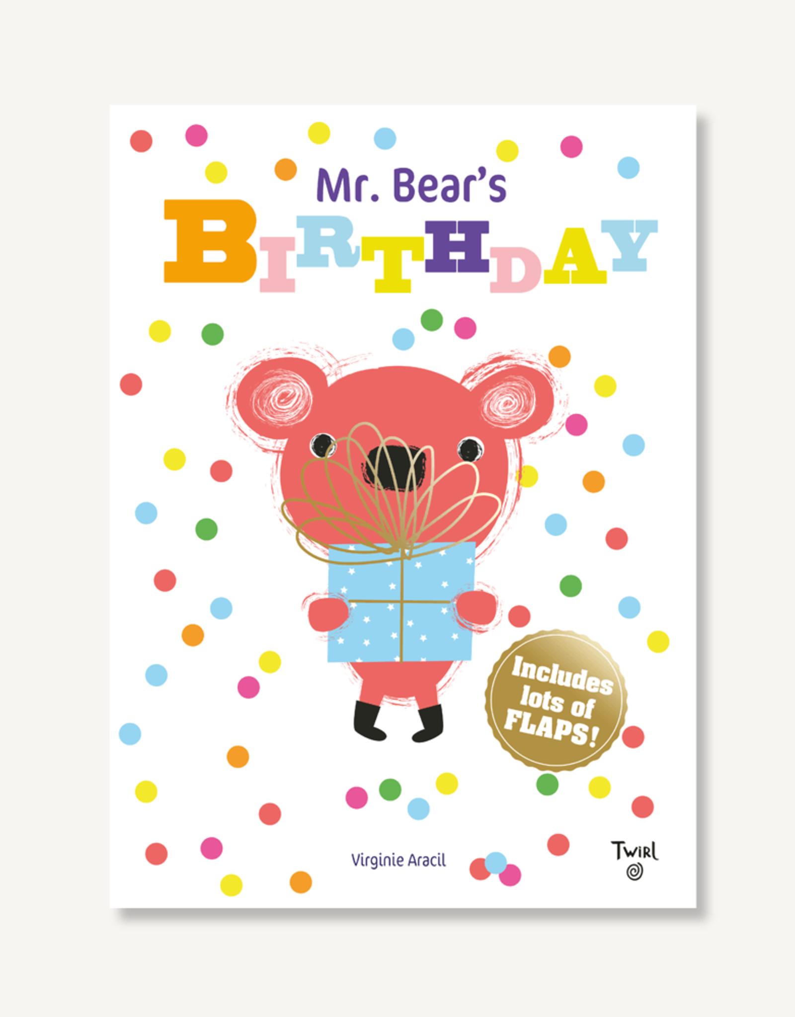 hatchette book group Mr. Bear's Birthday
