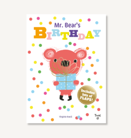 hatchette book group Mr. Bear's Birthday