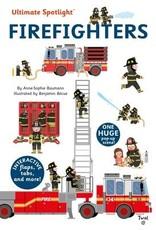hatchette book group Ultimate Spotlight Firefighters