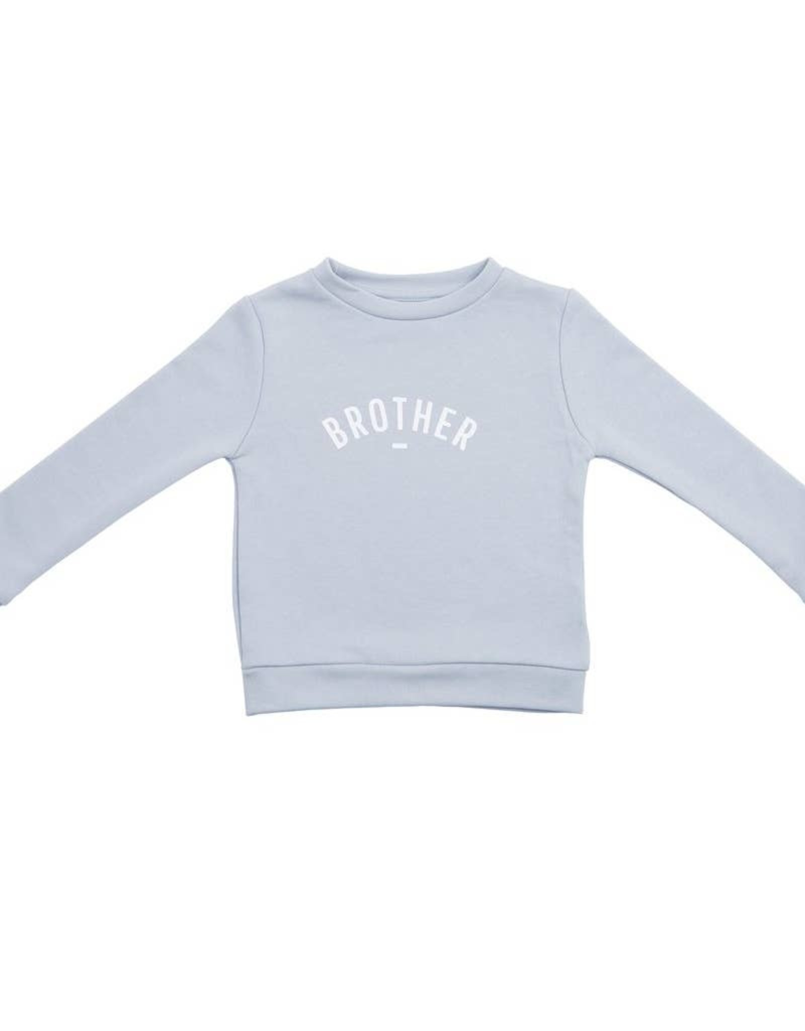 Bob & blossom Mouse Grey Brother Sweatshirt