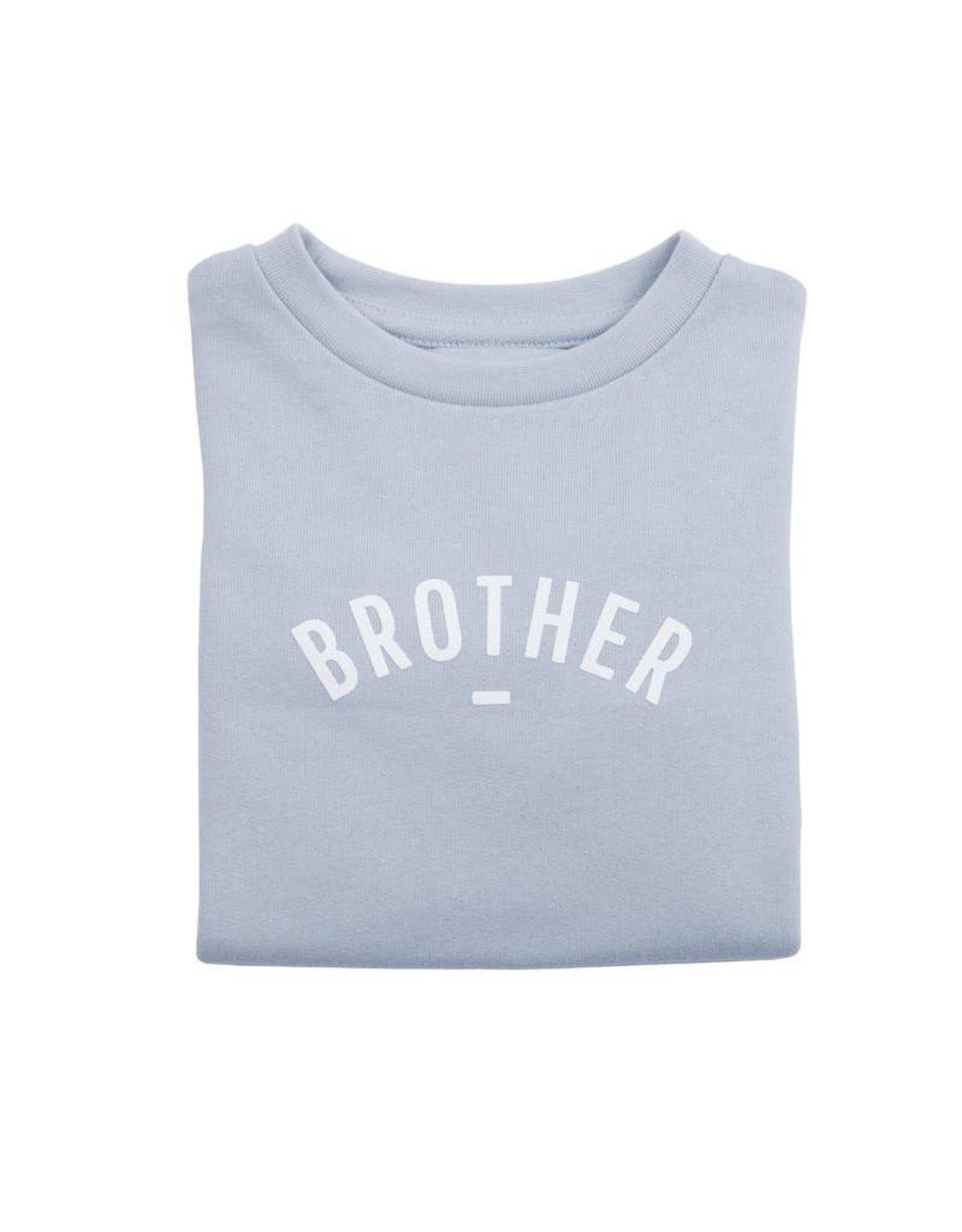 Bob & blossom Mouse Grey Brother Sweatshirt