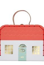 meri meri Mini Matilda Doll Suitcase