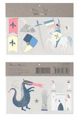 meri meri Dragon Knights Tattoos