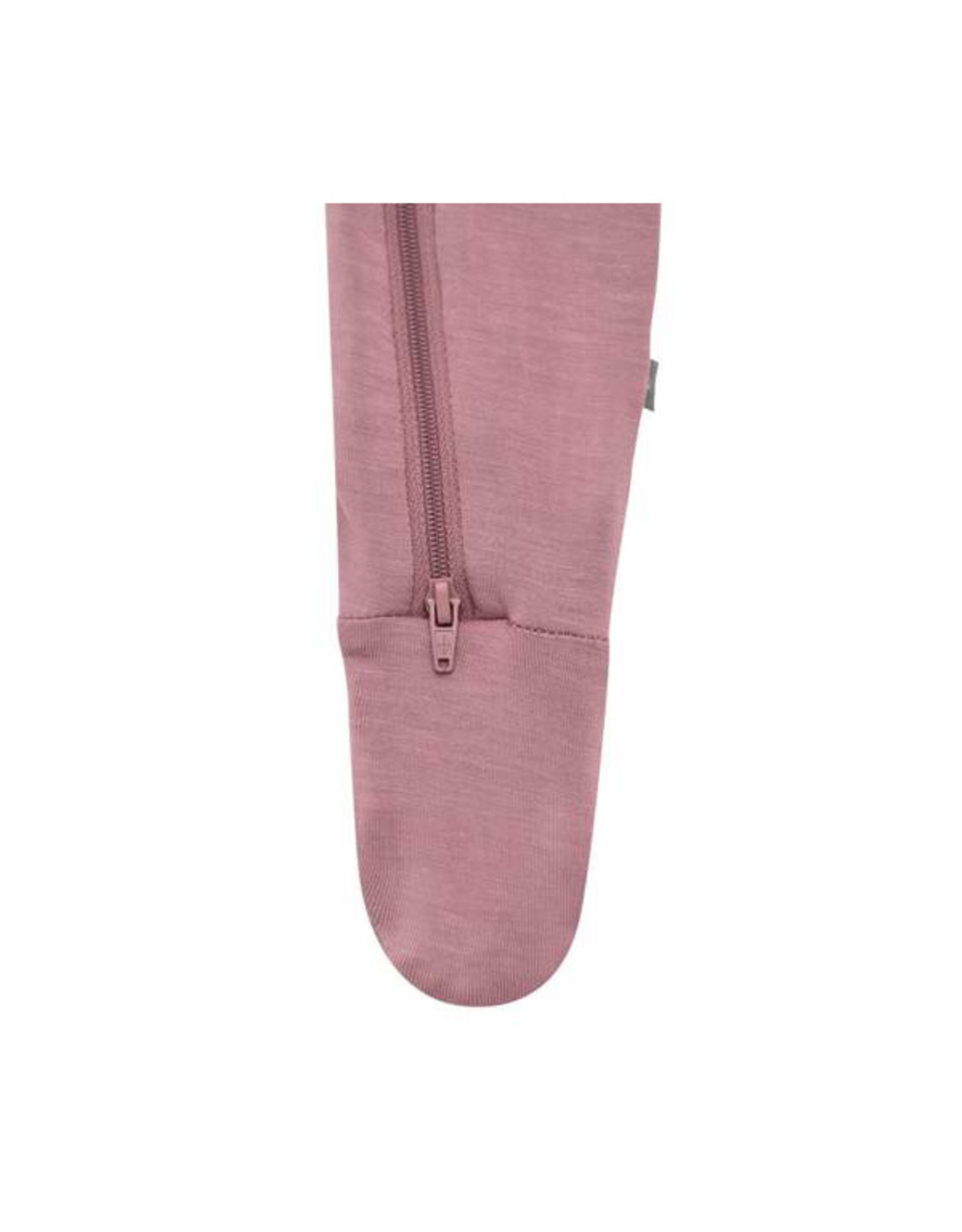 Kyte baby Kyte Baby Zippered Footie in Mulberry