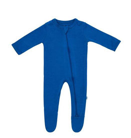 Kyte baby Kyte Baby Zippered Footie in Sapphire