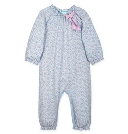 feather baby Avery Bow Romper